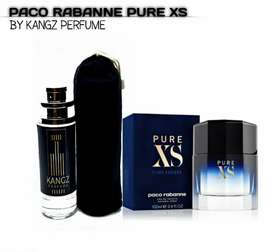 Parfum Paco Rabanne Pure XS / Parfum For Men Aroma woody