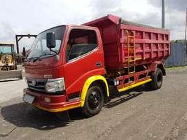 Toyota Dyna truck Dump th 2012 Pajak KIR tertib Mesin kering
