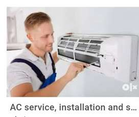 Electric plumbing and AC SERVICES...