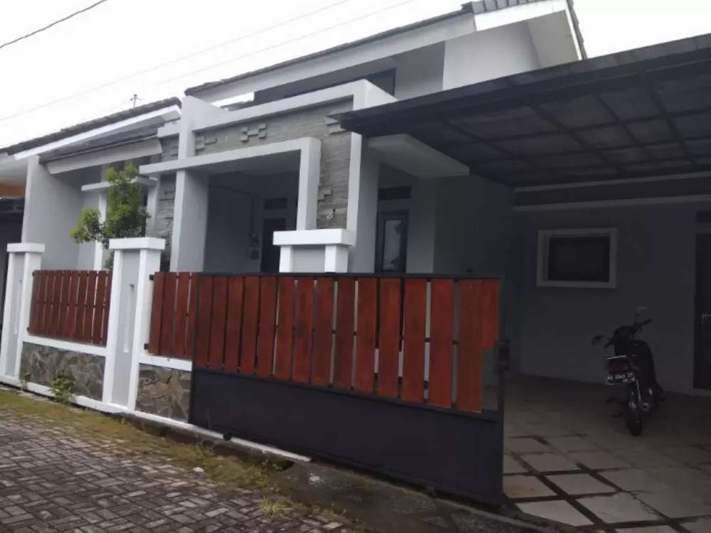 rumah murah nyaman dekat kampus akfis colomadu