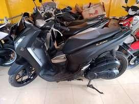 SAWO MOTOR -- YAMAHA LEXY 2019 PEMAKAIAN 2020 HITAM DUV