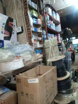 Electric Shop Material For Sale