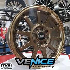 Velg Pelek Mobil Brio,Vios,datsun,Starlet R15x6,5 Di Venice Medan