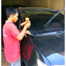 Ready kaca film mobil bergaransi dan non garansi