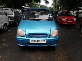 Hyundai Santro, 2001
