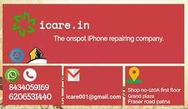 iPhone repairing center