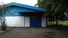 Dijual tanah dan ex pabrik luas 5.4Ha di Klari-Krawang Timur