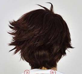 Cap Wig Hair For men