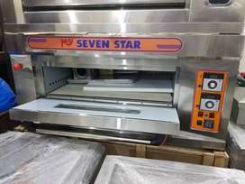 Seven star pizza oven China made south star yxy 20a