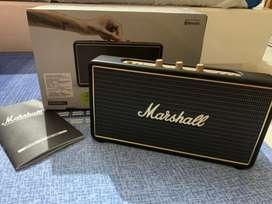Marshall Stockwell 1 Bluetooth Speaker