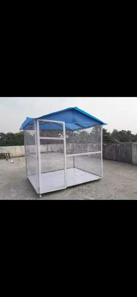 Big Size Foldable Cage In New Condition