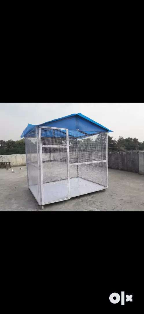 Big Size Foldable Cage In New Condition 0