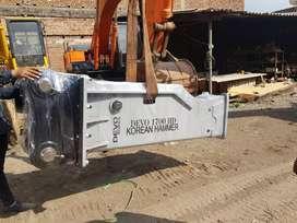 Hydraulic Rock Breakers for Tata Hitachi Ex 200 Super, Delhi.
