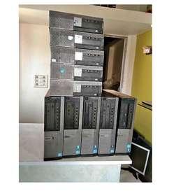 Core i5_ 2 gen HP 8200 OR Dell_ 790