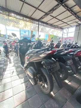 Bali dharma motor jual honda vario tekno 2017 posisi di bali