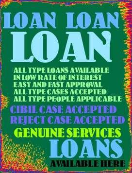 Provide All Type Loans