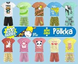 Polka Zoo Series
