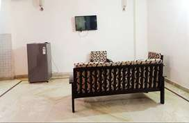 3 BHK Sharing Rooms for Men or Women at ₹5000 in Chhatarpur, Delhi