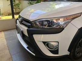 FS Toyota Yaris TRD Heykers