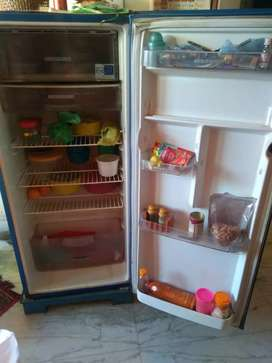 Electrolux fridge 9 years old