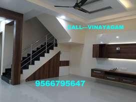 FABULOUS Villa for sale at VADAVALLI ( 65 Lakhs)-- Vinayagam