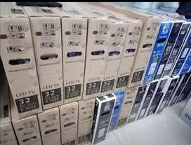 Super offer Samsung 32 smart led box pack 1 year warranty