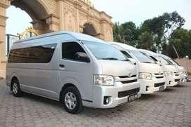 Rental Mobil Medan, Toyota Hiace, Ambulance, Elf & Bus Pariwisata
