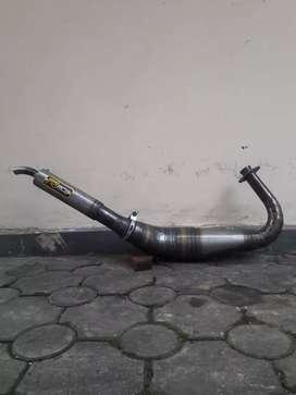 Knalpot RCB kobra