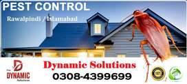 Termite proofing, Fumigation and Pest control, Rawalpindi Islamabad..