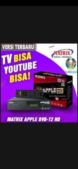 Set top box matrix Apple DVB12 HD