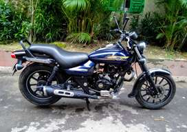 Sale Bajaj Avenger Street 150cc brand new condition bike