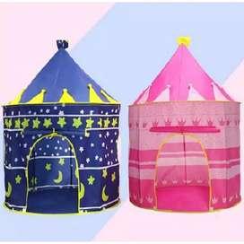 Tenda anak caslte/istana