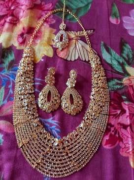 wedding diamond neckless