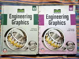 Engineering Graphics 11th and 12th books