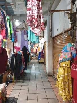 Dijual murah Kios di Pasar petisah. Harga nego