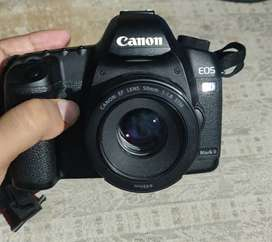 Canon mark 2 with 50mm lens