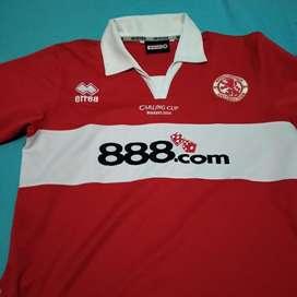 Jersey Middlesbrough Carling Cup 2004 (Original)