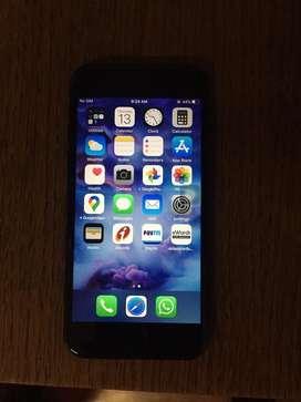 I phone 7, 32GB, warranti till sep 20