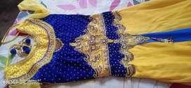 Fancy gaun