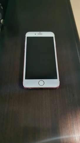 IPHONE 6S ROSE GOLD 64GB 75% BATTERY HEALTH 2.5 YEARS OLD WITH CHARGER