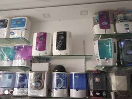 All type RO WATER PURIFIER sell aqua new generation RO AlkalineMinral