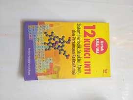 Buku Kimia SMA sederajat
