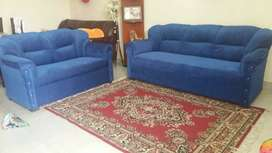 Free delivery ::Brand new sofa set.