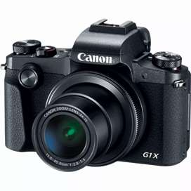 Canon PowerShot G1X Mark III Cicilan Tanpa CC Proses Cepat 3 Menit