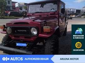 [OLXAutos] Toyota Land Cruiser FJ40 1977 4.2 Bensin M/T #Arjuna Motor