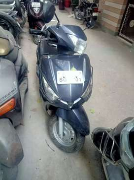 Yamaha Cygnus alpha 2015 scooter