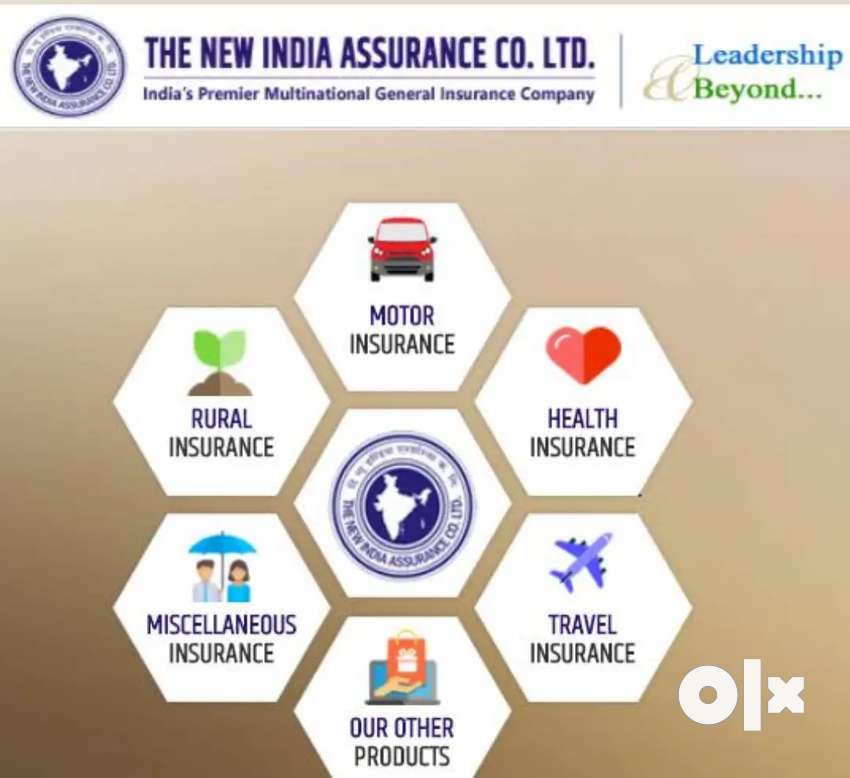 Health Insurance-Motor Insurance-Fire Insurance