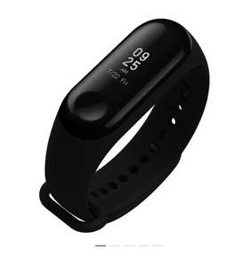 New Xiaomi Mi band 3 with packed box