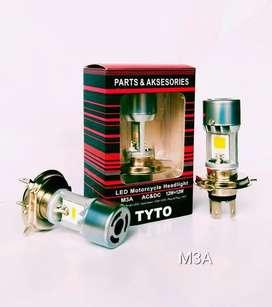 Headlamp TYTO M3A H4 HS1
