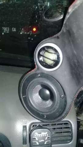 Pilar Speaker 3 Way dan 2 Way Audio Mobil